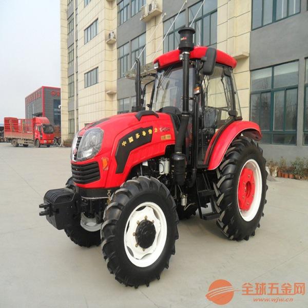农业开沟机价格 偏坐低矮型四轮拖拉机旋耕机 新余