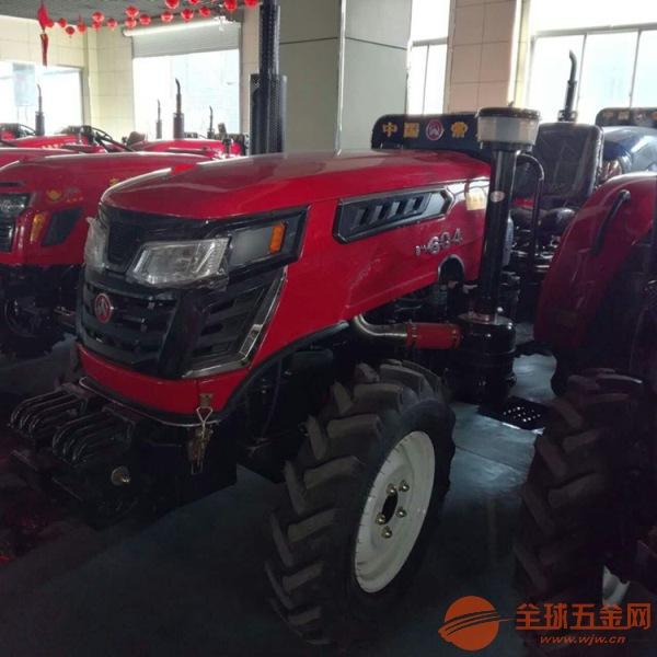 四轮四驱大棚王拖拉机 东方红拖拉机