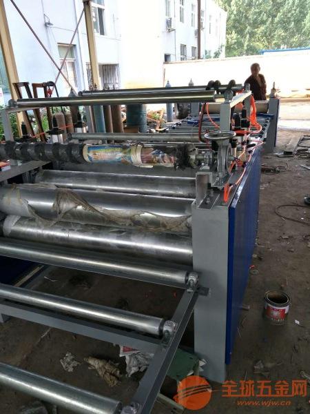 装饰贴纸机 KT板卷材热转印机贴面机