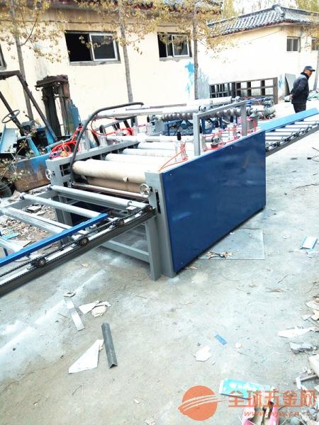 机械设备贴布机木工覆面机