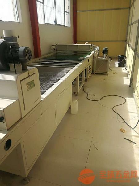 淋涂固化一体机 木门淋涂机设备 潍坊