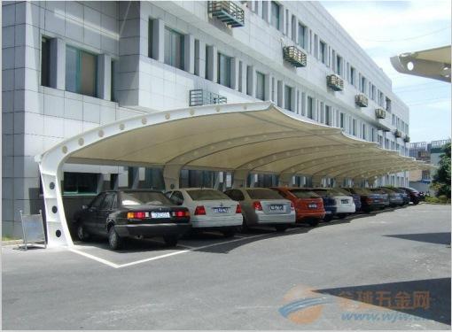 长岛县汽车停车棚公司多少钱
