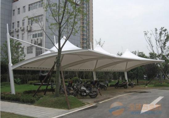 郸城县膜结构车棚安装公司