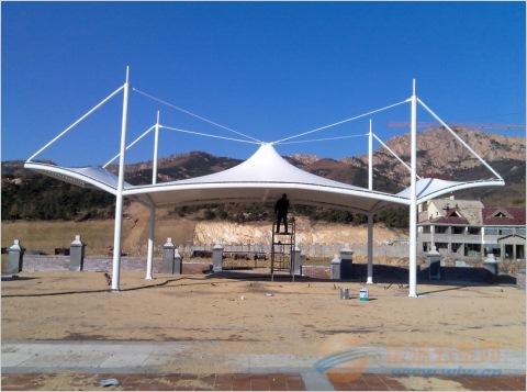 海沧区膜结构雨棚安装公司