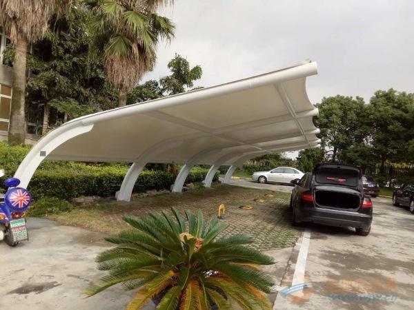 思明区汽车停车棚安装公司
