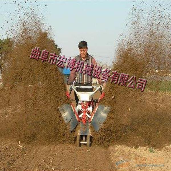 开沟培土旋耕机