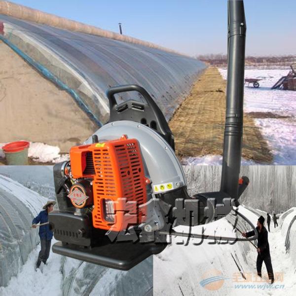 抛雪机 手推式扫雪车 白城小型扫雪机图片