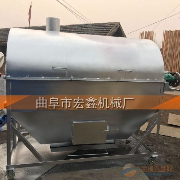 炒板栗机 郓城立式板栗炒货机生产厂家定做