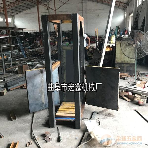 边角料压块机许昌60吨废纸压块机厂家