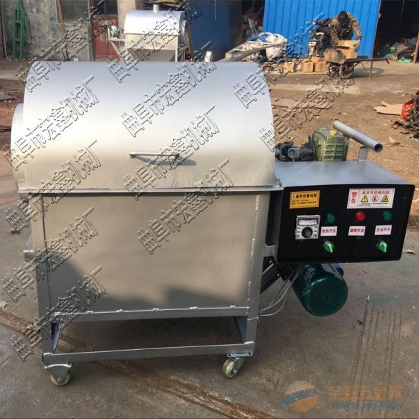 小型食品烘干机械 石家庄 济宁电加热葵瓜子炒货机
