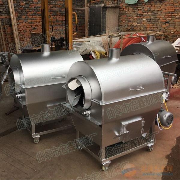 碳加热炒货机 新余 榨油坊配套使用炒锅