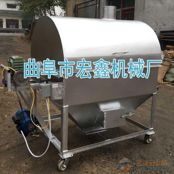 全自动花生瓜子 南平 大容量高产电动炒锅机