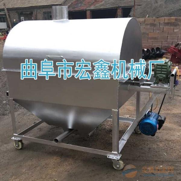 10斤炒货机 梧州 新型全自动滚筒炒锅