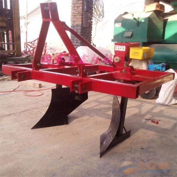 双行起垄覆膜机 天长 手扶拖拉机配套地膜覆盖机