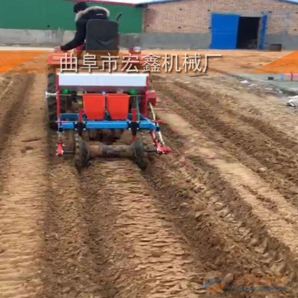旋耕起垄施肥覆膜机桐城 花生覆膜机厂家直销