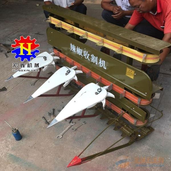 芦苇专用收割机多功能小麦水稻割晒机汕头