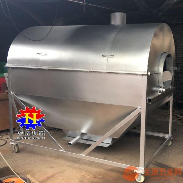 全功能瓜子炒货机设备 南平 芝麻花生榨油专用炒锅