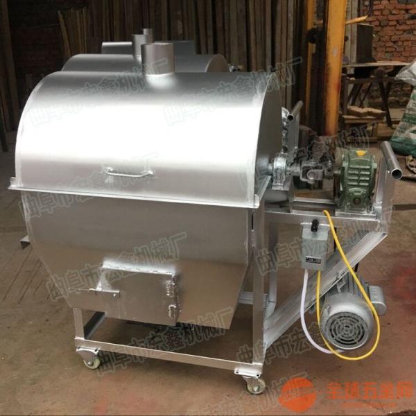 炒毛嗑机器燃气炒坚果机 鄂尔多斯 自动炒瓜子花生机器