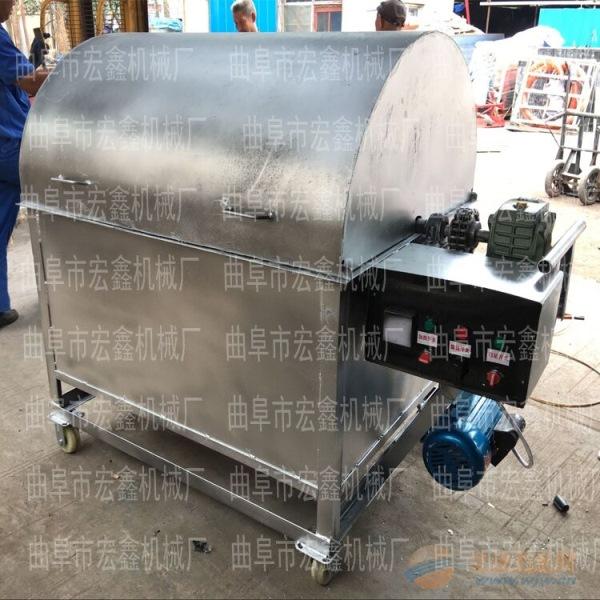 多功能自动炒货机双台子区干果炒货机