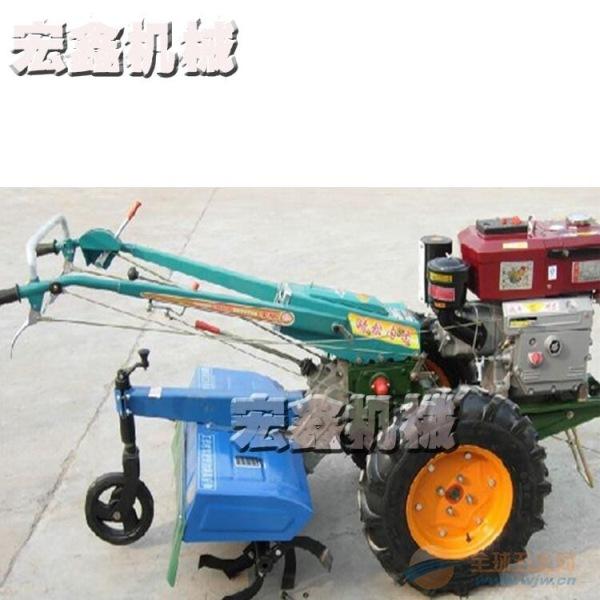 丹巴县20马力强劲手扶拖拉机园林微耕机价格