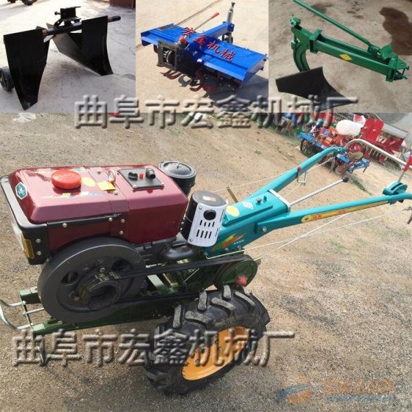 金川县手扶耕田拖拉机厂家生产加工旋耕机