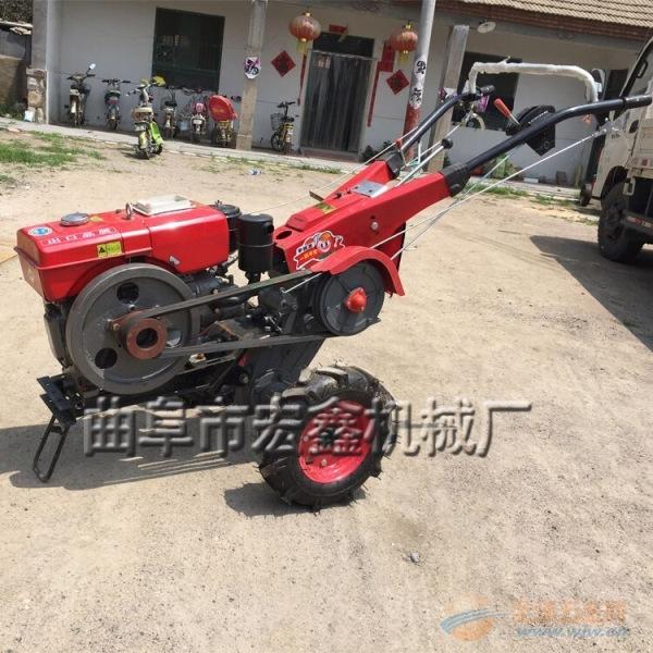 中甸县20马力手扶拖拉机价格 汽油微耕机用途