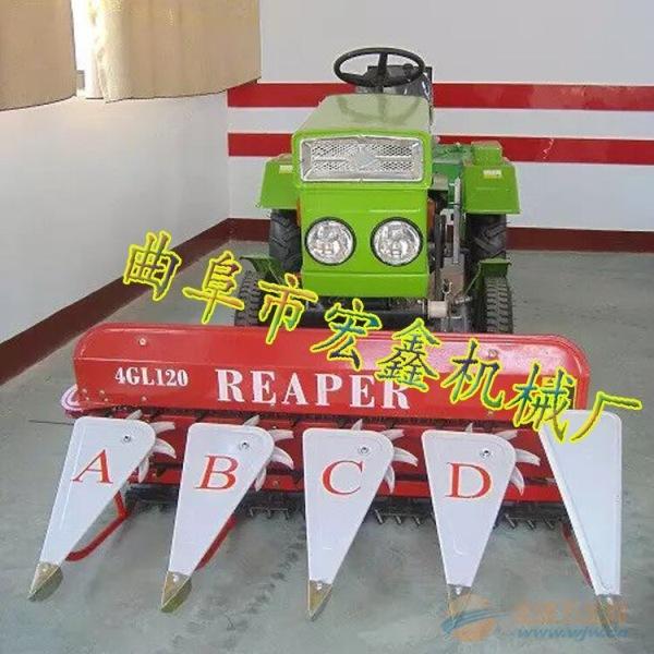 山地丘陵稻麦割倒机 辽宁1.5米轮式拖拉机配套割晒机