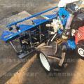 泰安稻麦微型收割机高杆作物专用割晒机