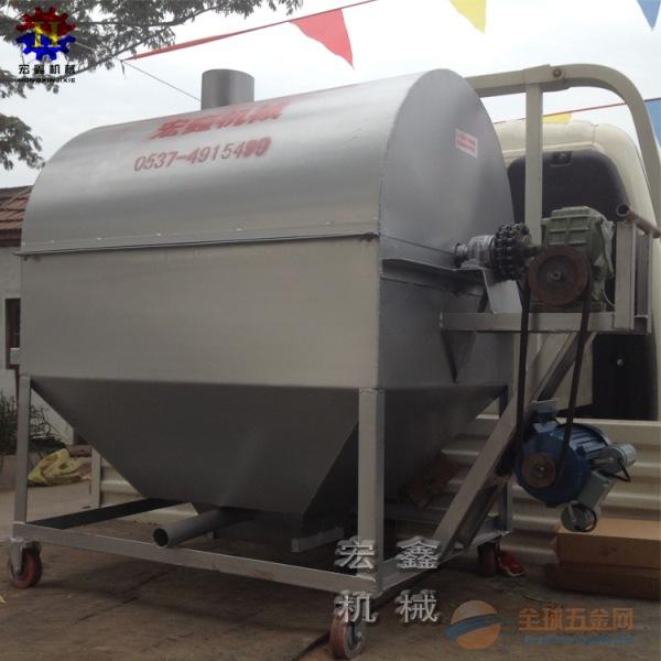 多功能炒货机 鸡东县 移动式炒货机