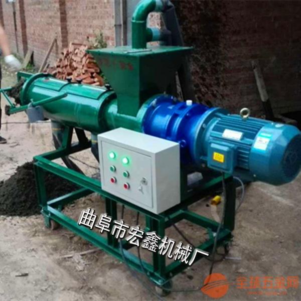 猪粪污处理机 龙马潭区 挤压脱水机