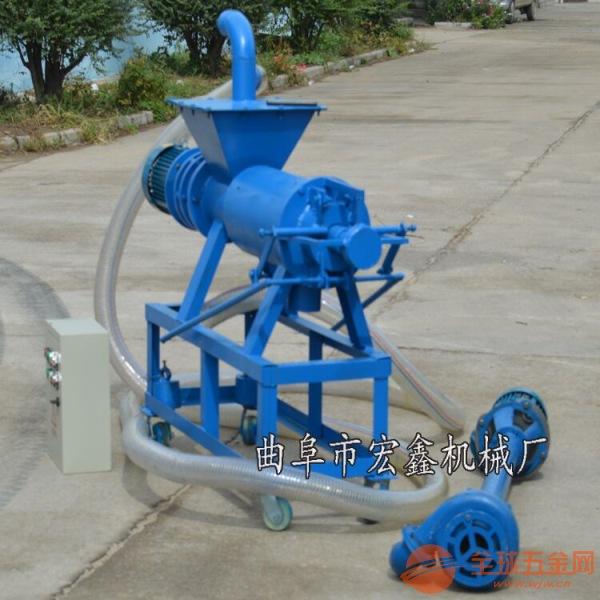 猪粪干湿分离机厂家 富顺县 畜禽粪便处理机