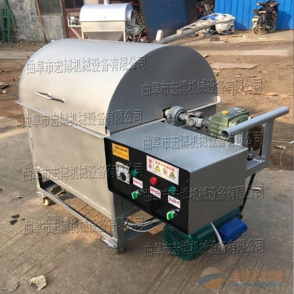 桦甸 花生炒货设备 小型瓜子花生炒货机