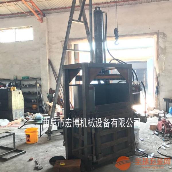 打包机工厂 自动翻包废纸压缩打包机 杭州