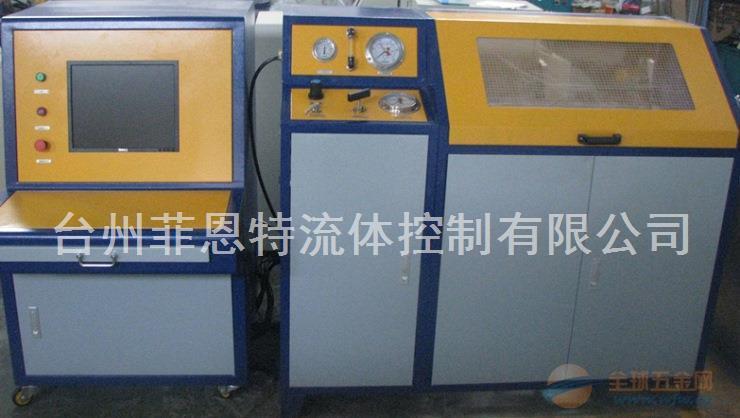 浙江气液增压泵 菲恩特气动试压机 气动增压单元ZTGD