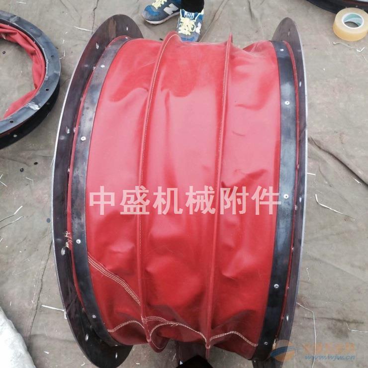 风机耐温软连接 风机耐温软连接厂家直销