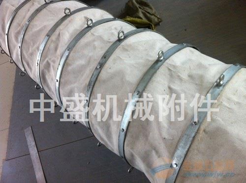 江苏散装机帆布水泥除尘输送布袋厂家直销