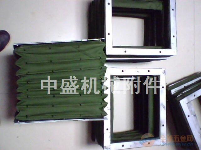 凹版印刷机方形通风软连接