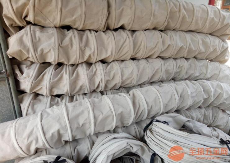 广东帆布耐磨水泥伸缩布袋供应商