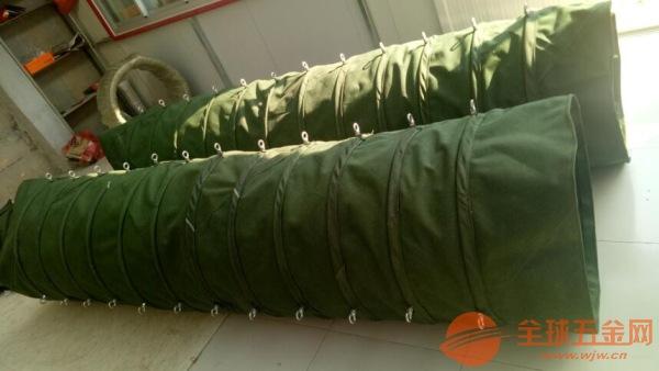 广西帆布伸缩布袋生产厂家