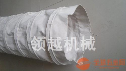 帆布布袋 水泥布袋 卸料伸缩布袋