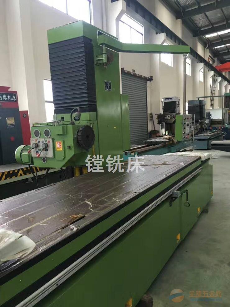 龙门铣床专业制造厂
