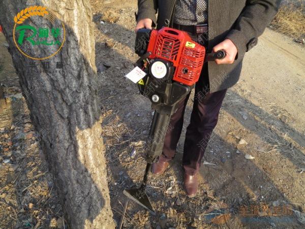 怀安县铲头式挖树机直销省时省力挖树机