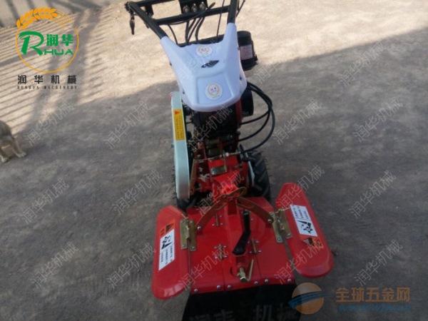 新式培土机 大马力开沟机 高效率田园管理机