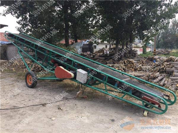 煤炭专用皮带输送机 庆云县耐磨加厚输送机