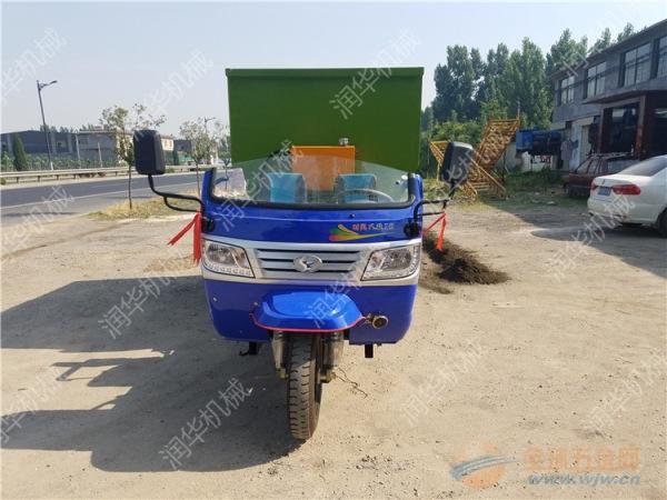 低噪音电动撒料车 鸡鸭鹅电动动力撒料车 青贮喂料机厂家