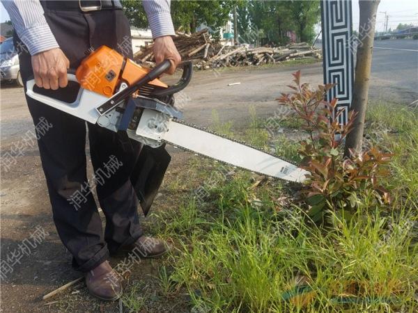 蔚县不怕石块的挖树机南方竹林竹子移栽机
