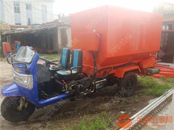 颗粒撒料车 使用灵活的柴油喂料车 撒料车报价撒料车厂家