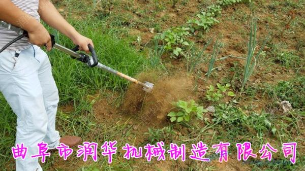 武威 果园菜地旋耕机 武威高效背负式松土机