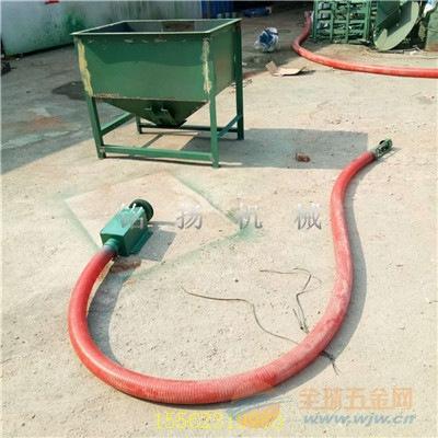 160管径吸粮机雅安定做软管吸粮机厂家