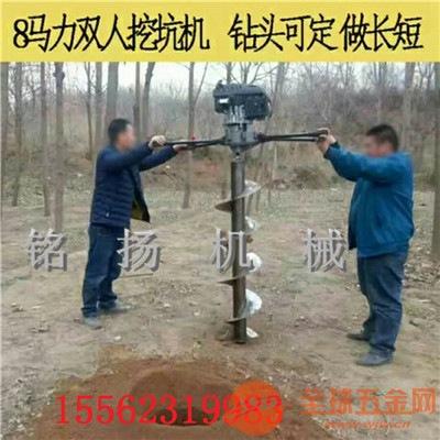 宿州直径20公分挖坑机价格多种类型挖坑机